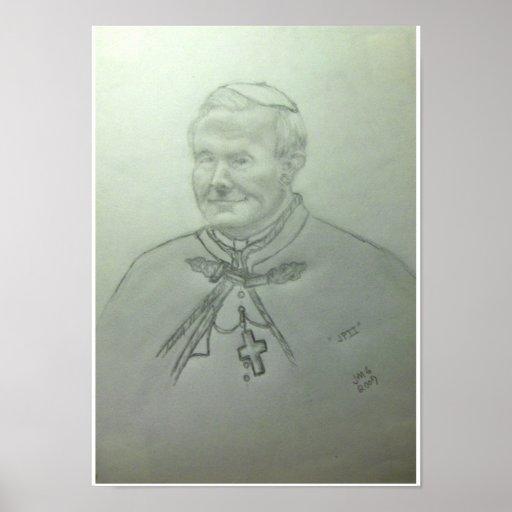 Juan Pablo II Poster