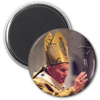 Juan Pablo II venerable Imanes Para Frigoríficos