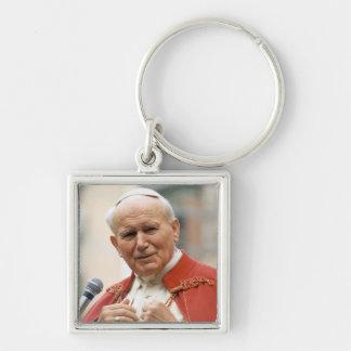 Juan Pablo II venerable Llavero
