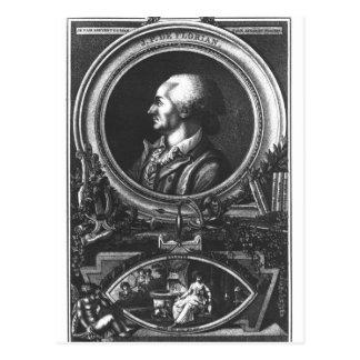 Juan Pedro Claris de Florian Tarjeta Postal