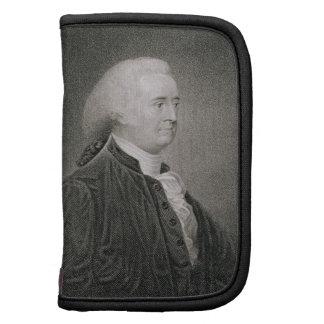 Juan Rutledge (1739-1800), grabado por G.F. Storm Planificadores