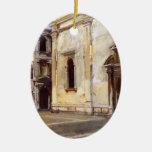 Juan Sargent-Santa Carmelo y Scuola grande Adorno