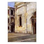 Juan Sargent-Santa Carmelo y Scuola grande Tarjetas