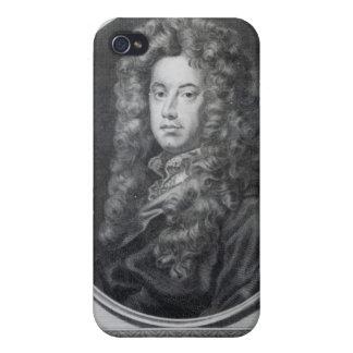 Juan, señor Somers, grabado por Juan Golder, 1785 iPhone 4/4S Carcasas