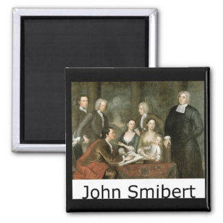 Juan Smibert el grupo de Bermudas Imanes