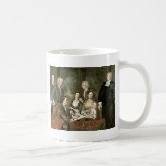 Juan Smibert el grupo de Bermudas Taza De Café