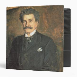 """Juan Strauss cuanto el más joven, 1895 Carpeta 1 1/2"""""""