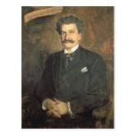 Juan Strauss cuanto el más joven, 1895 Postales