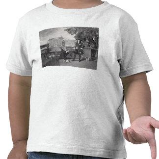 Juan subió a Gardener del rey Camisetas