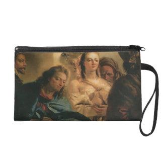 Juan Tiepolo- Cristo y la adúltera