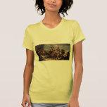 Juan Tiepolo: Reina Zenobia&Emperor Aurelianus Camisetas