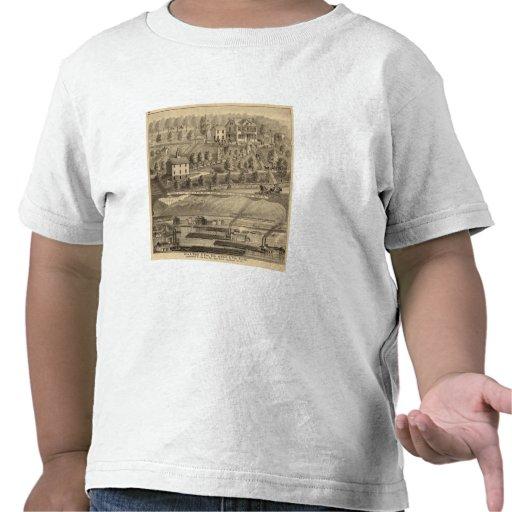 Juan una madera y un hijo, puerto del carbón y bar camiseta