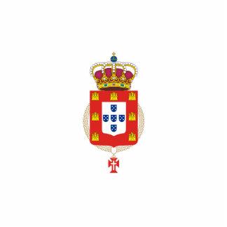 Juan V de Portugal con la orden de Cristo Portuga Esculturas Fotográficas