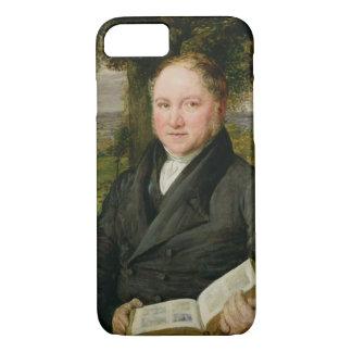Juan Varley (1778-1842) 1820 (aceite en el panel) Funda iPhone 7