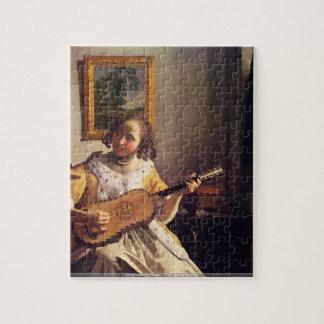 Juan Vermeer - el rompecabezas del guitarrista