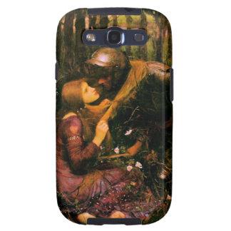Juan W. Waterhouse Pre-Raphaelite Galaxy SIII Protectores