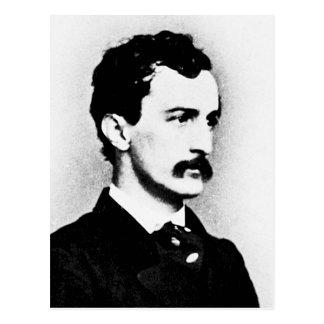 ~ Juan Wilkes/asesino de la cabina Postal