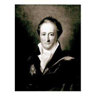Juan Wolfgang Goethe Postal