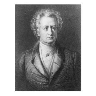 Juan Wolfgang Goethe Postales
