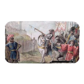 Juana de Arco (1412-31) pide el inglés para irse Case-Mate iPhone 3 Carcasa