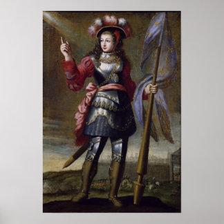 Juana de Arco antes de Orleans Posters