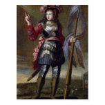 Juana de Arco antes de Orleans Postales