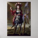 Juana de Arco antes de Orleans Póster