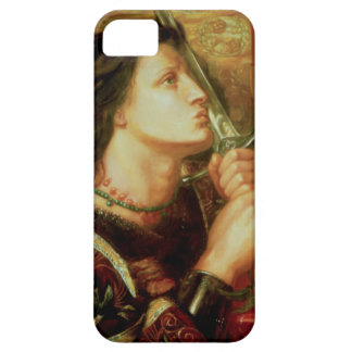Juana de Arco iPhone 5 Case-Mate Cárcasa