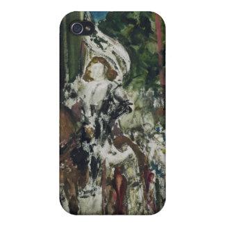 Juana de Arco iPhone 4/4S Fundas