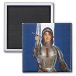 Juana de Arco Imán De Frigorífico