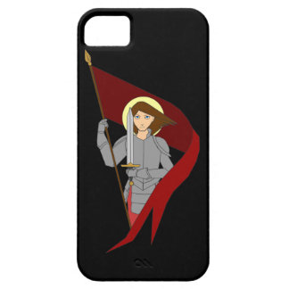 Juana de Arco iPhone 5 Carcasa
