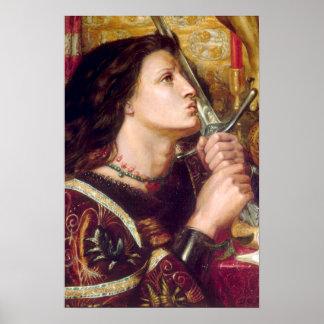Juana de Arco Poster