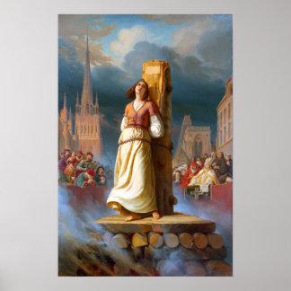 Juana de Arco Póster