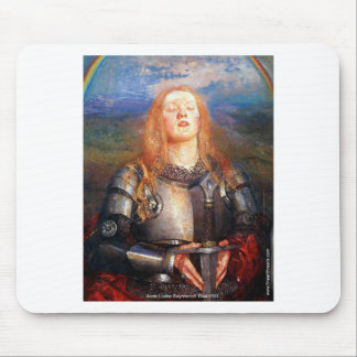 Juana de Arco Alfombrilla De Ratón