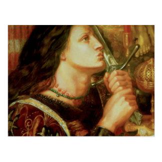 Juana de Arco Tarjetas Postales