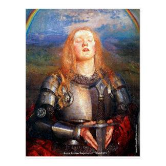 Juana de Arco Postal