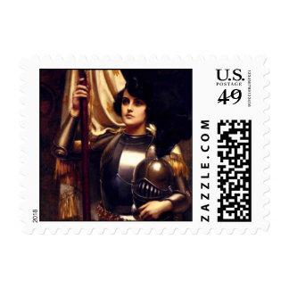Juana de Arco Timbres Postales