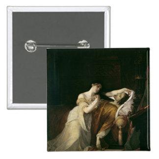 Juana el enojado con Philip I el hermoso Pins