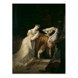 Juana el enojado con Philip I el hermoso Postal