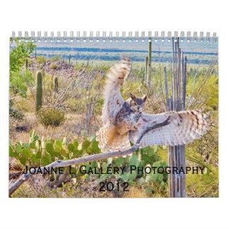 Juana L fotografía 2012 de la galería Calendario De Pared