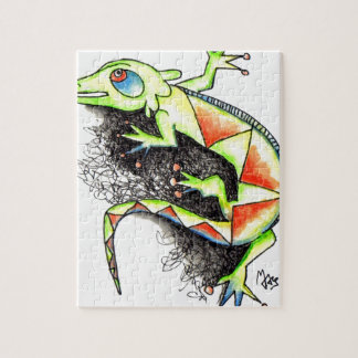 Juana-la-Iguana Puzzle