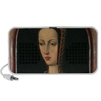 "Juana o Juana ""el enojado"" del Castile Laptop Altavoz"