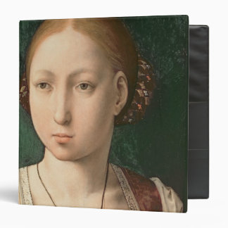 Juana or Joanna of Castile 3 Ring Binder