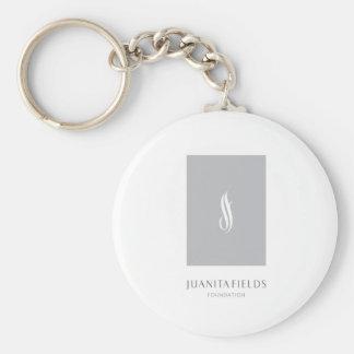 Juanita Fields Foundation Keychain