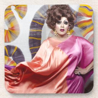 Juanita MORE! Drink Coaster