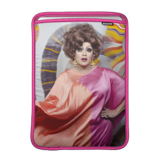 Juanita MORE! MacBook Sleeves