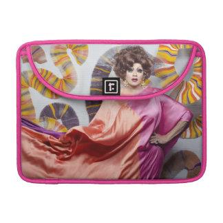 Juanita MORE! Sleeve For MacBook Pro