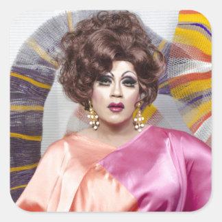 Juanita MORE! Square Sticker