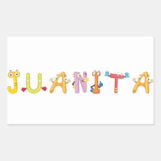 Juanita Sticker