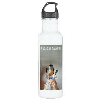 Juanita weasel 24oz water bottle